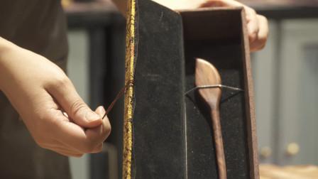 一根手工木簪 让新版张无忌帅过苏有朋 果然碎布条比不过老檀木