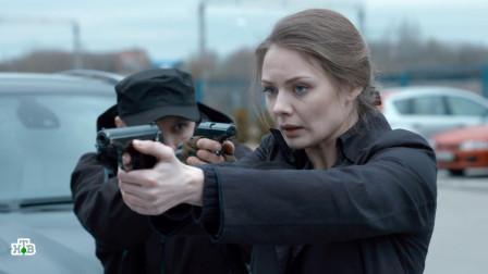 俄罗斯最新动作片,特战老兵救美女出逃,赤手空拳一路打过去