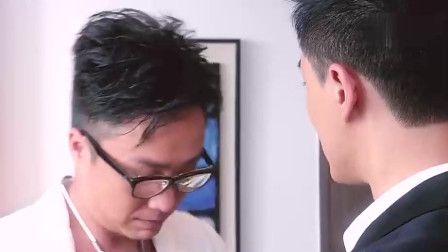 六福喜事 林峯客串演院长 郑中基假冒医生惨被拆穿了。