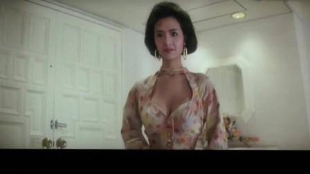 跛豪:叶子楣不愧是男人心中的偶像,郑则仕都过不了她的美人关