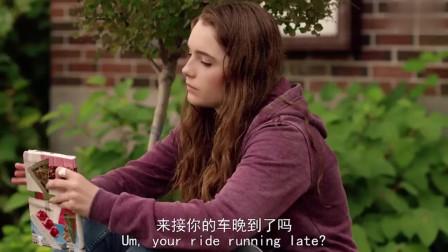 乐动我心:杰西说女孩画的很好,但是女孩好像不是很喜欢她