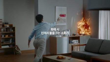 三星表示着火不要慌 扔这个花瓶过去就行