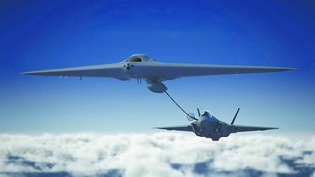 美国舰载无人机无武器挂载 但对歼20威胁巨大