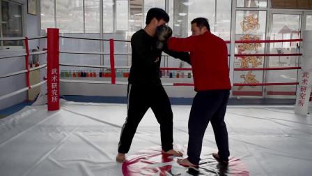 形意拳中的虎扑在现代拳击中的妙用,内家拳老师教你实战运用
