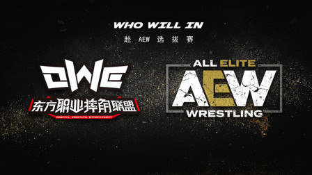 OWE20190303 WHO WILL IN 赴AEW选拔赛