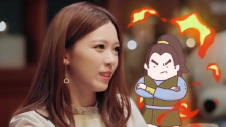 黄日华被女儿吐槽:靖哥哥是有脾气的