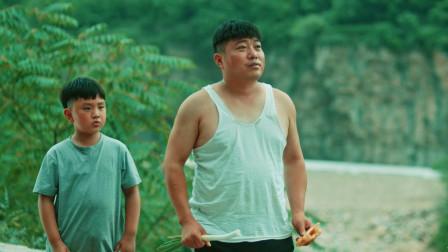豆豆说电影,爆笑喜剧《滚动的钢蛋》,农村小伙征服三个劫匪!
