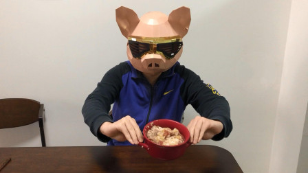 腊肠猪肉煲仔饭,用电饭煲让猪锅牺牲的同伴流传人间!