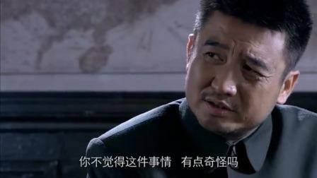 燕文川就算是地下党,毛人凤也不会动他,原来他早就算到这一步了
