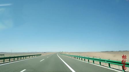 自驾游第6天穿过内蒙古大草原、额济纳旗胡杨林风景区、戈壁滩,终于到了新疆哈密