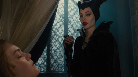 恶搞睡美人,能够吻醒公主的不一定是王子,还有可能是女巫!