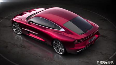 意大利超跑Italdesign发布 DaVinci概念车 超帅的外观配上鸥翼门 简直不要太完美