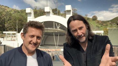 【猴姆独家】基努·里维斯和Alex Winter正式宣布《比尔和泰德寻歌记》启动