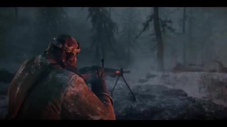 西伯利亚红军大战食人怪兽