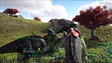 沙漠游戏《方舟生存进化》第8联机冒险娱乐解说