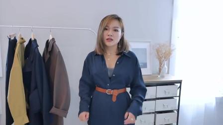 潮流穿搭:2019流行的春季大衣款式,这样的搭配小姐姐都好喜欢