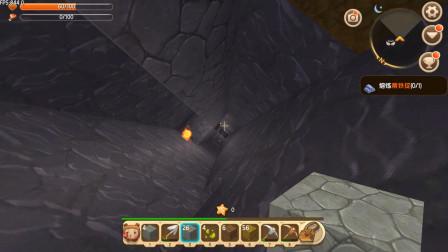 迷你世界故事09:一眼望不到底的矿洞,掉下去会什么下场