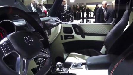 1280万巴博斯汽车,发动机和内饰都如此豪华
