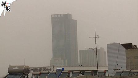 辣报 新华社资讯 宁夏多地出现扬沙浮尘天气