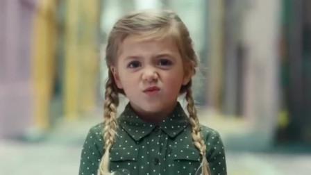 奇趣创意广告:五岁的女孩们梦想的绊脚石!