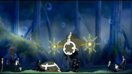 最强的8个保镖, 卡普的保镖最神秘,天龙人的保镖最猖狂!