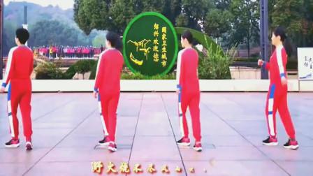 广场舞《青青河边草》, 甜歌金曲, 简单易学, 一起来跳舞吧!