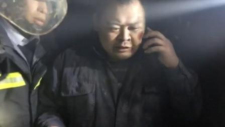 独家视频 | 江苏盐城响水爆炸现场救出一名男子 借电话给家人报平安
