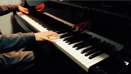 冰雪奇緣主題曲Let It Go鋼琴即興