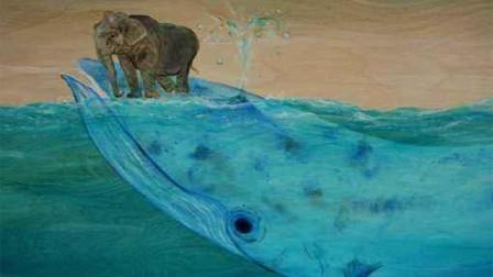 为什么蓝鲸能比大象大十几倍?分析原因才发现,陆地上生活压力太大