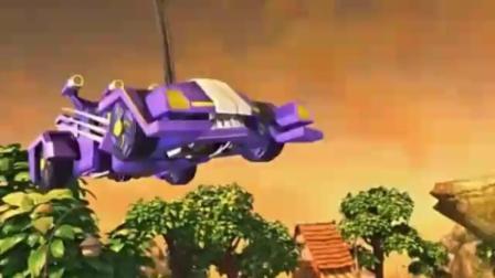 猪猪侠: 铁拳虎幻影超级无敌霸气炫酷牛掰合体, 石甲熊定了