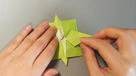 8张纸就能做成的圣诞花环,好看又好学,快点为圣诞节准备起来吧