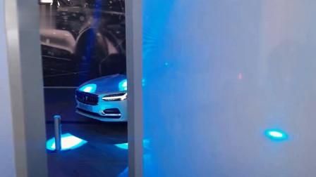 吉利再次巅峰汽车界,全新S90霸气不输奔驰S级,37万的豪车黑马