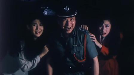 人警车内忽然被女鬼附体!老不信鬼 并认为他是假装的!
