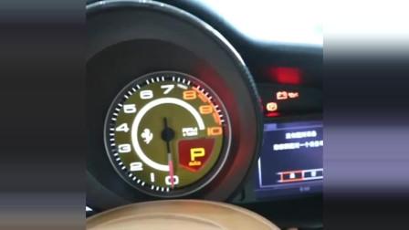 """法拉利488竟有""""死亡模式"""",太疯狂了,世界顶级跑车就是不一样!"""