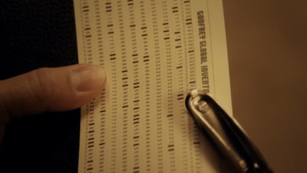 人类的生命竟是一张卡片,只要在卡片上打孔,生命也会消失