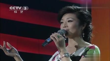 李丹阳唱流行歌曲,搭档周炜合唱《无言的结局》太好听
