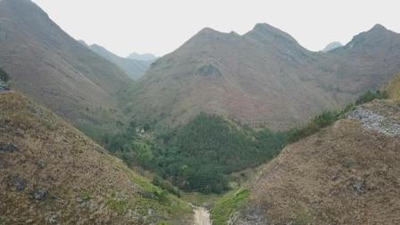 广西如此偏僻的山区,只有一户人家,不晓得有没有人住了