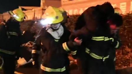"""2分钟看""""响水化工厂爆炸""""时间线:数千人救援 街头献血排满了人"""