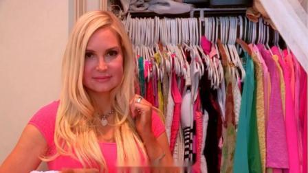 美女也是购物狂,真有不差钱的,美女的男友各个都花过几十万