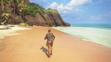 沙漠游戏《神秘海域4》第9实况攻略娱乐解说