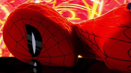 欢迎来到蜘蛛侠的平行宇宙!这个城市最帅的救世主