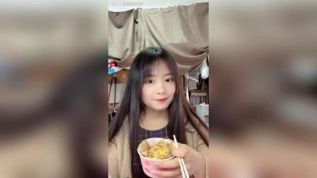 吃武汉小吃豆皮—不专业吃播
