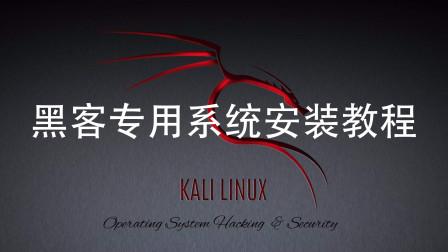 黑客专用系统,超详细的Kali Linux安装教程