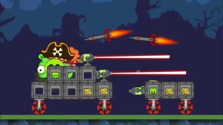 寻游解说:捣蛋猪的愚蠢发明,高攻击力的激光战车
