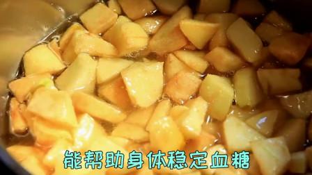 煮熟的苹果有很多好处,哪些人应该经常吃?网友:我这就煮着吃