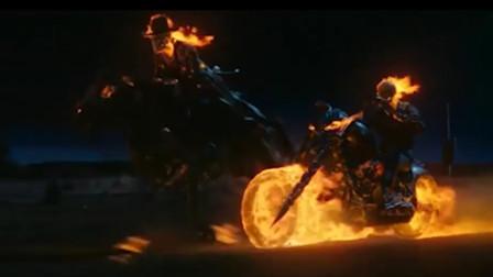 """与恶魔签订""""灵魂契约"""",小伙变成一具火骷髅,成为恶灵骑士-3"""