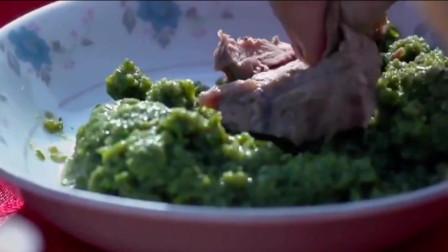 舌尖上的中国2:内蒙美食探秘,草原野韭菜花与手抓羊肉成绝配