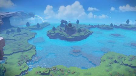 幽灵《创世小玩家2》42期-美丽的陷阱背后全是故事【勇者斗恶龙:建造者2】