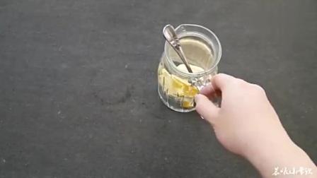 今天才知道,蜂蜜柠檬水的正确泡法,少了这个步骤,就不好喝了