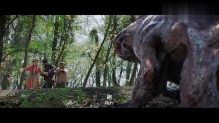 《东海龙棺》:千年古墓涌现大规模奇虫异兽,摸金小队邀你大战怪兽!